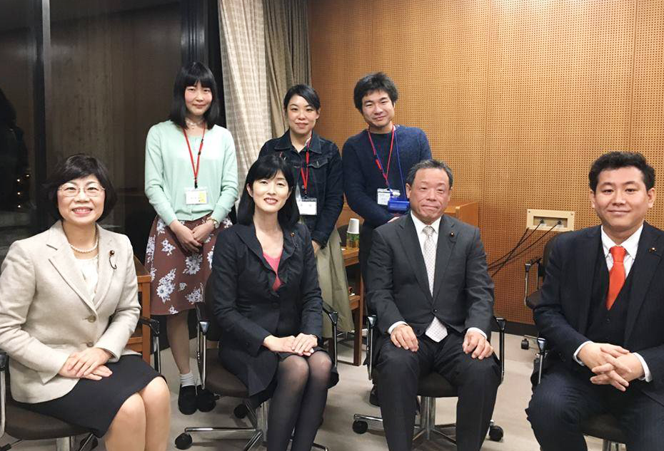 この2年間、世田谷区子ども・青少年協議会委員を 担当させていただきました。